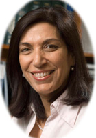 Dr. Huda Zoghbi, M.D., Texas Women's Hall of Fame Inductee 2008