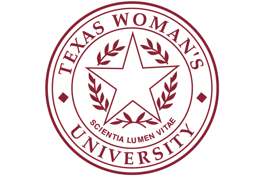 TWU's official university seal