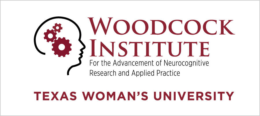 Woodcock Institute for Advancement of Neurocognitive Research and Applied Practice